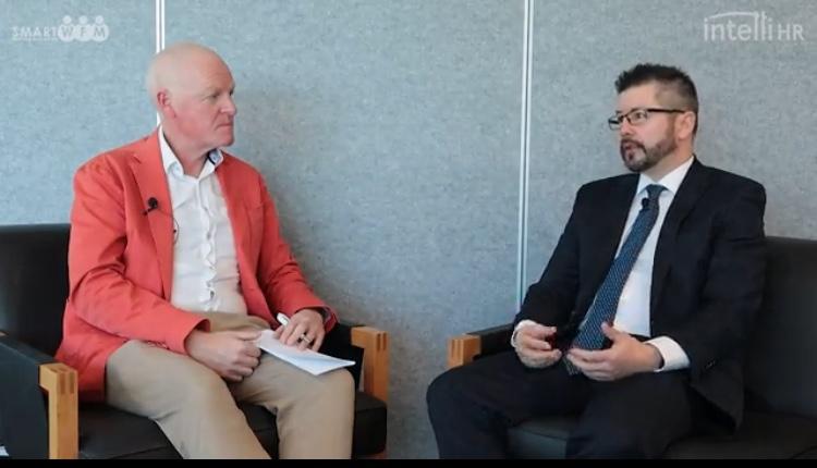 Smart Talk with Rob Bromage, CEO IntelliHR