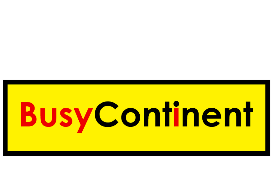 Busy Continent Logo