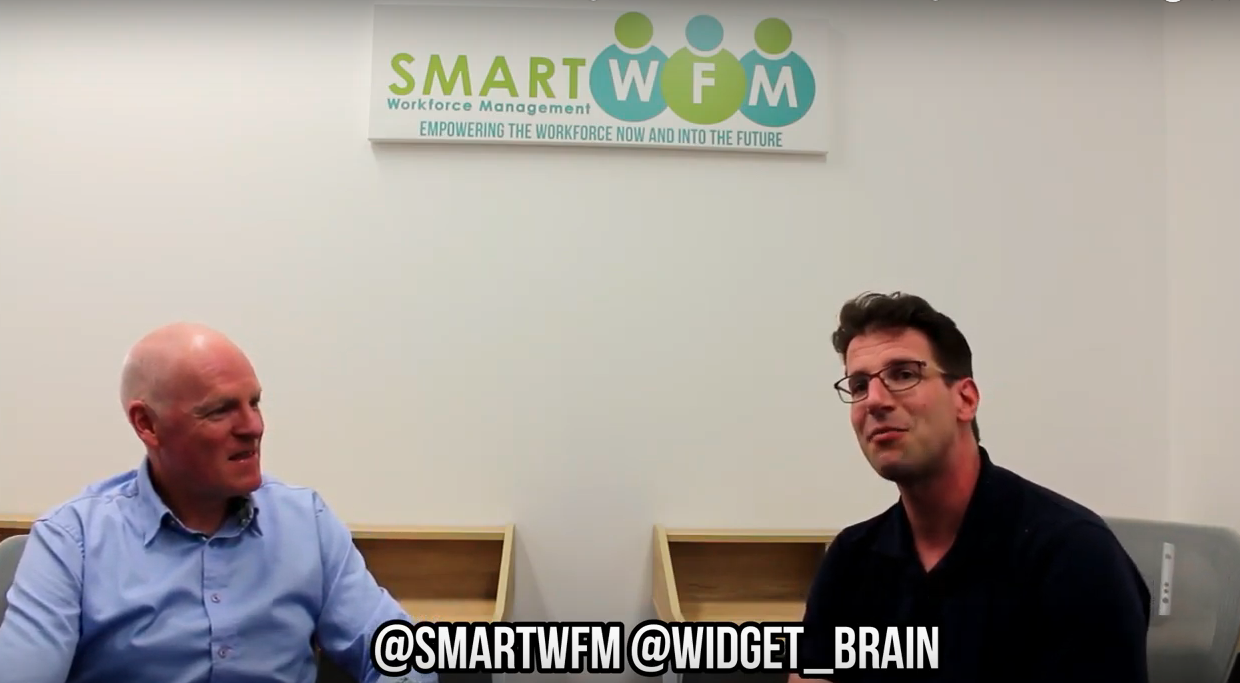 Smart Talk with Berend Berendsen, Founder of Widget Brain
