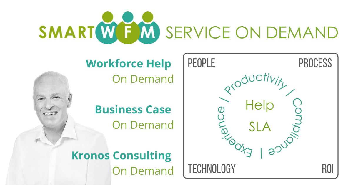 Smart WFM launches Service On Demand to help organisations manage workforce during pandemic and beyond